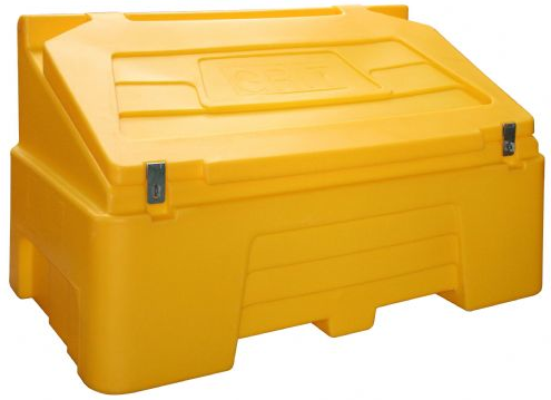 Heavy Duty Grit Bin 400 litres delivered